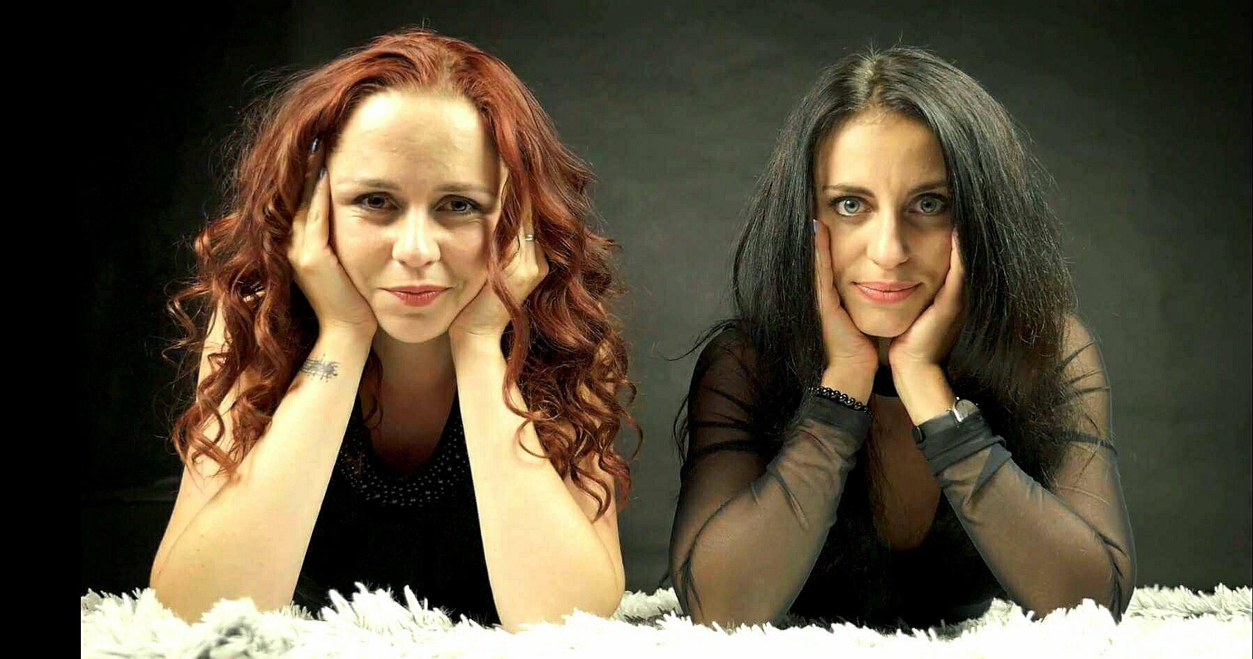 Bára Smejkalová a Markéta Procházková, zdroj: archív autorky