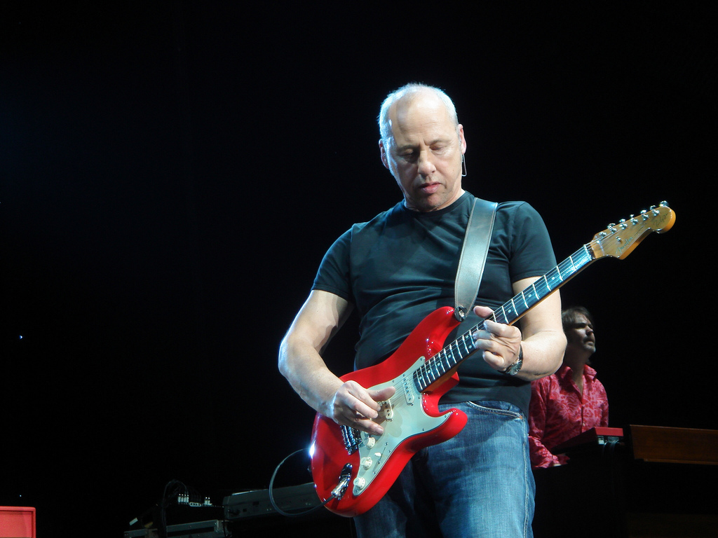 Mark Knopfler, foto: Christopher Bowley