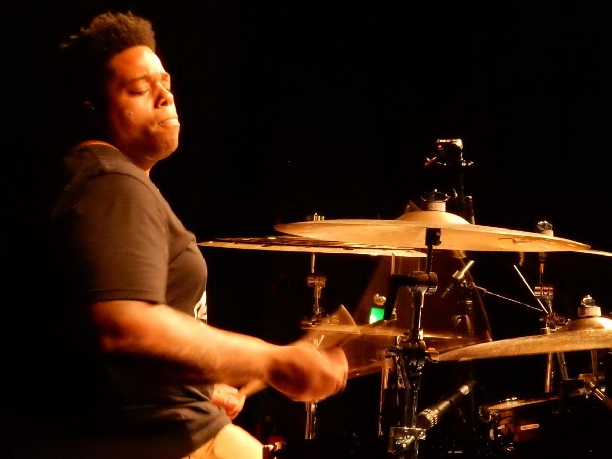 Aaron Spears, foto: archiv Zildjian