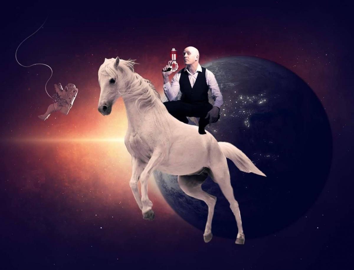Devin Townsend, zdroj: Photoshop Me!
