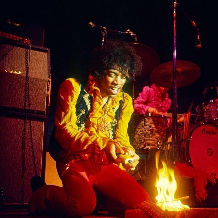Jimi Hendrix, foto: Wikipedia