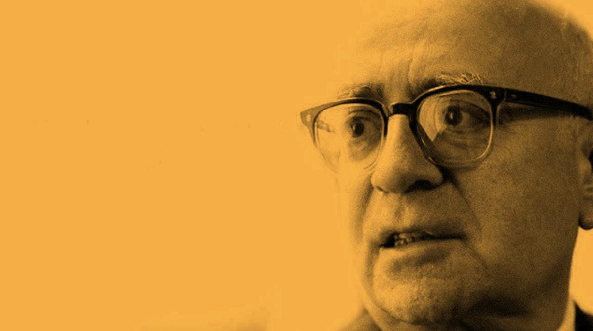 Theodor Adorno, foto: Wikipedia