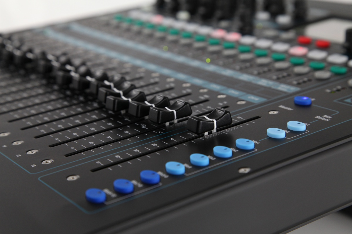 Allen and Heath QU-16