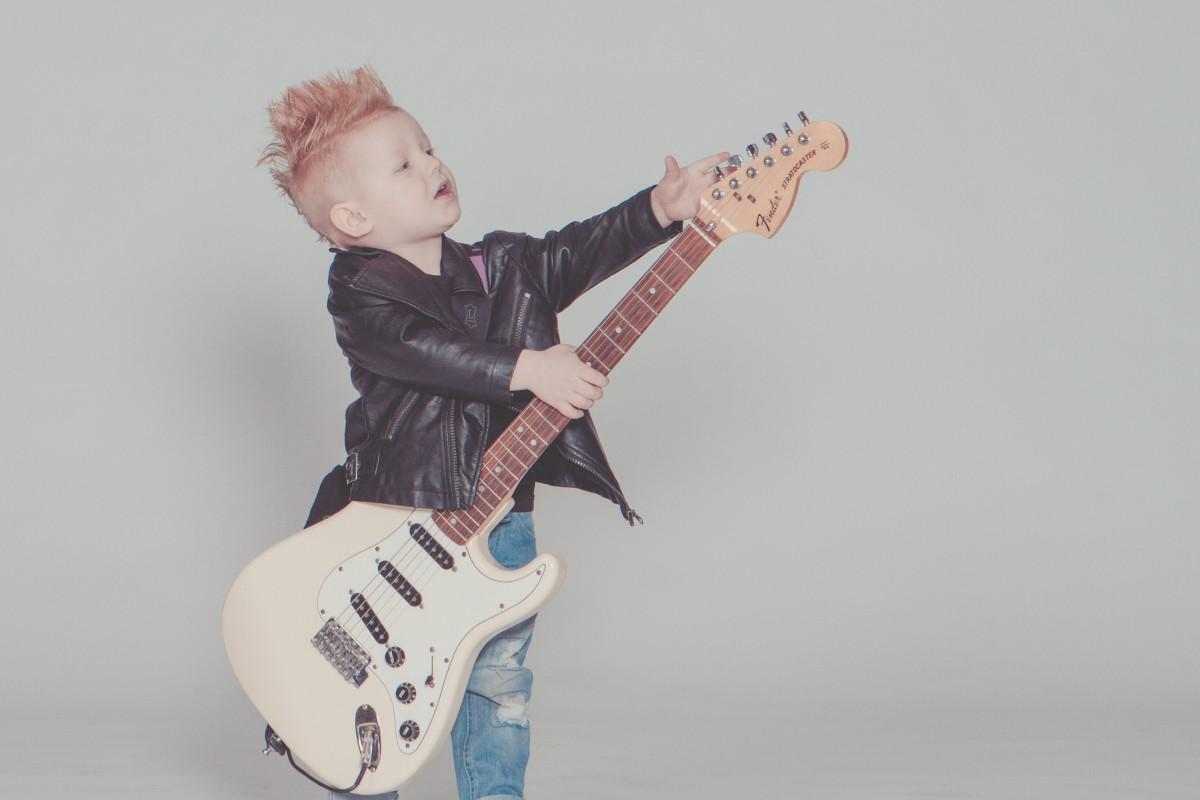 Živit se hudbou je privilegium? Ilustrační foto: pxhere.com