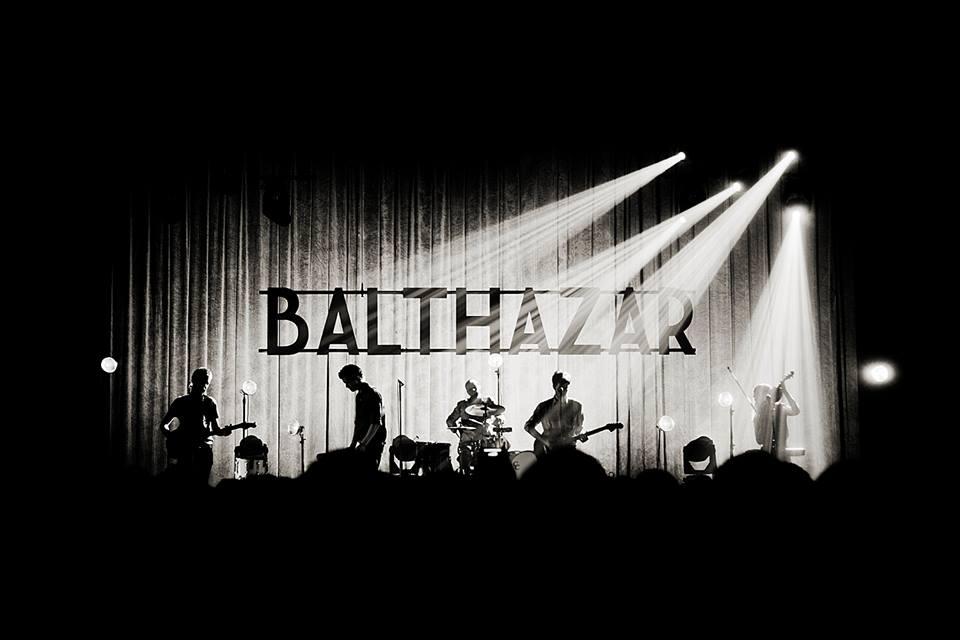 Balthazar, foto Facebook kapely (© Anton Coene)
