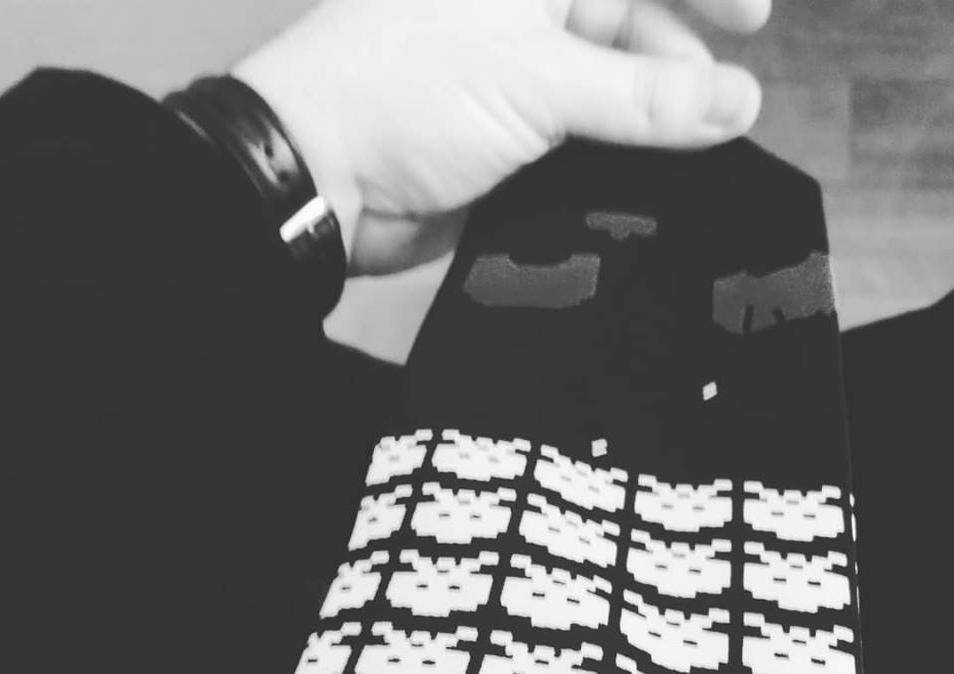 Moje kravata na tyto příležitosti