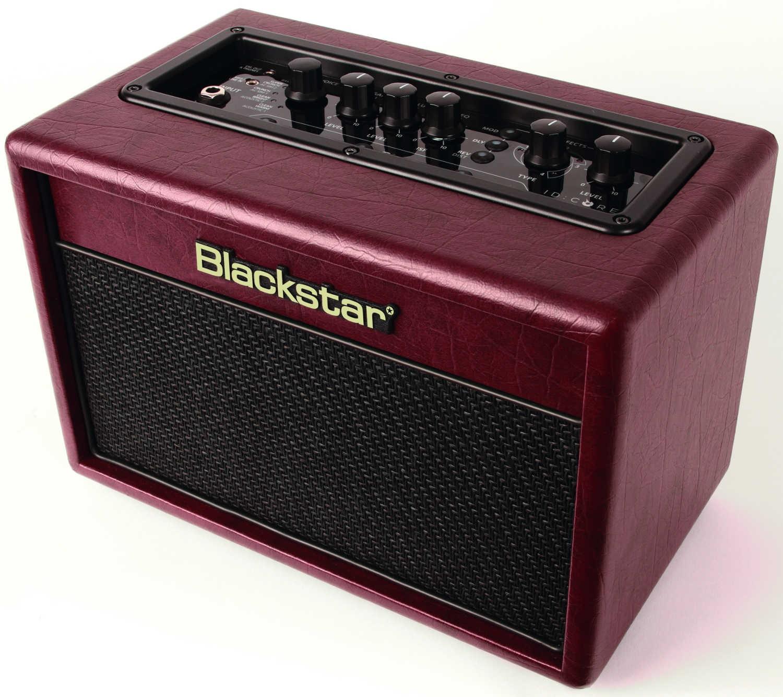 Flexibiln 237 Mini Kombo Blackstar Id Core Beam Red Frontman Cz