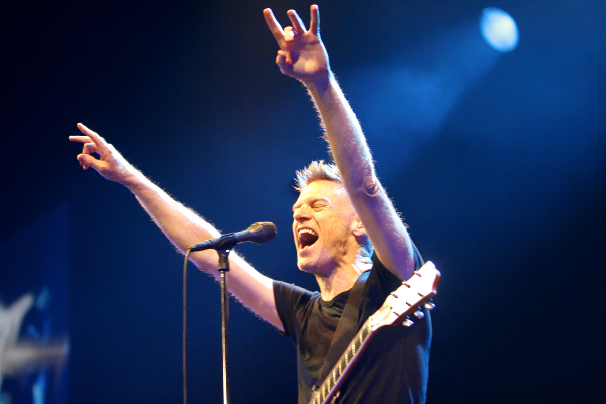 Bryan Adams, foto: Wikimedia Commons