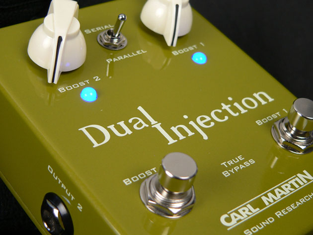 Dual Injection