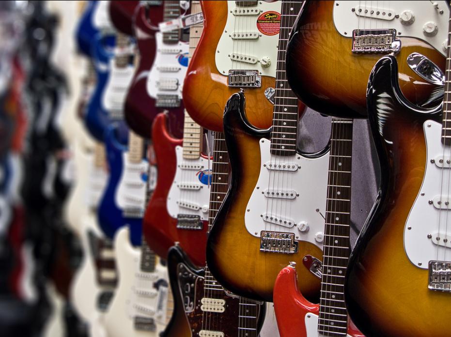 Co zkusit něco od Fenderu?