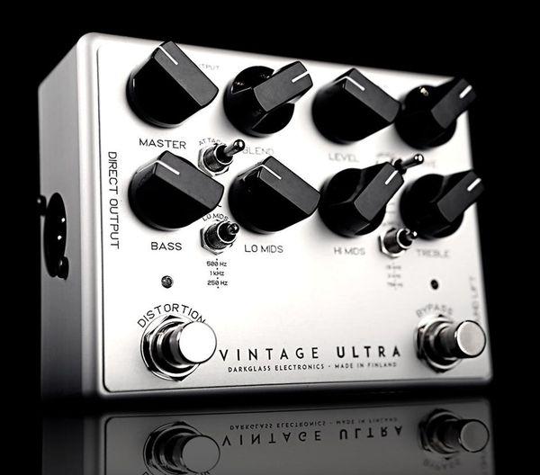 Basový plug-in Darkglass Ultra Series   Frontman cz