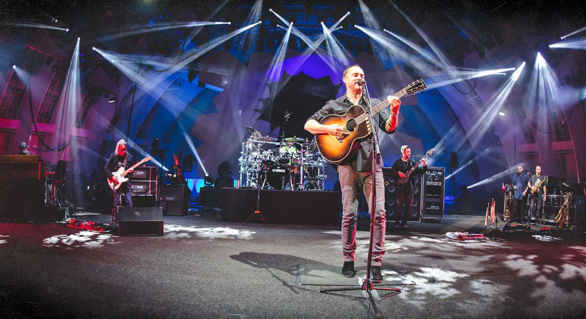 Dave Matthews Band, zdroj: Wikipedia