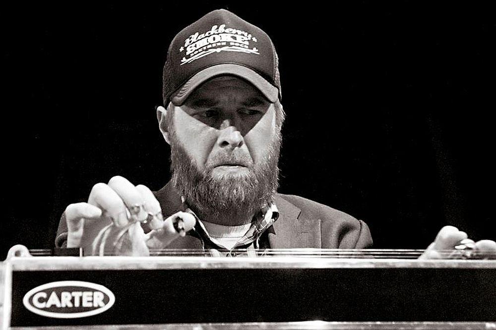 Svou vizáží David Babka rozhodně mezi country muzikanty nijak nevyčnívá