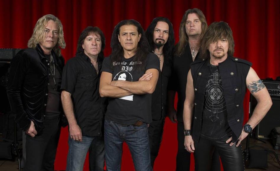 Dio Disciples (foto: oficiální facebook skupiny)