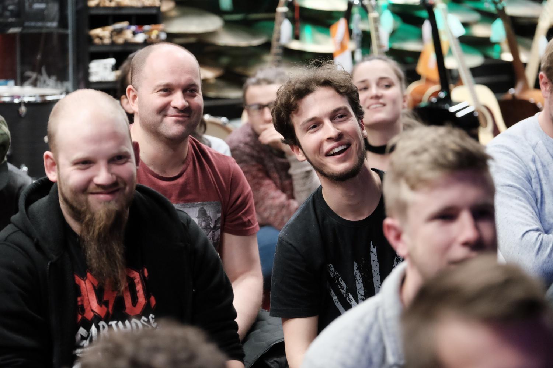 Frontman live, foto: Jan Šindler