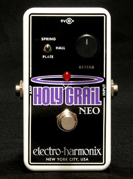 holy grail neo nov reverb od electro harmonix. Black Bedroom Furniture Sets. Home Design Ideas