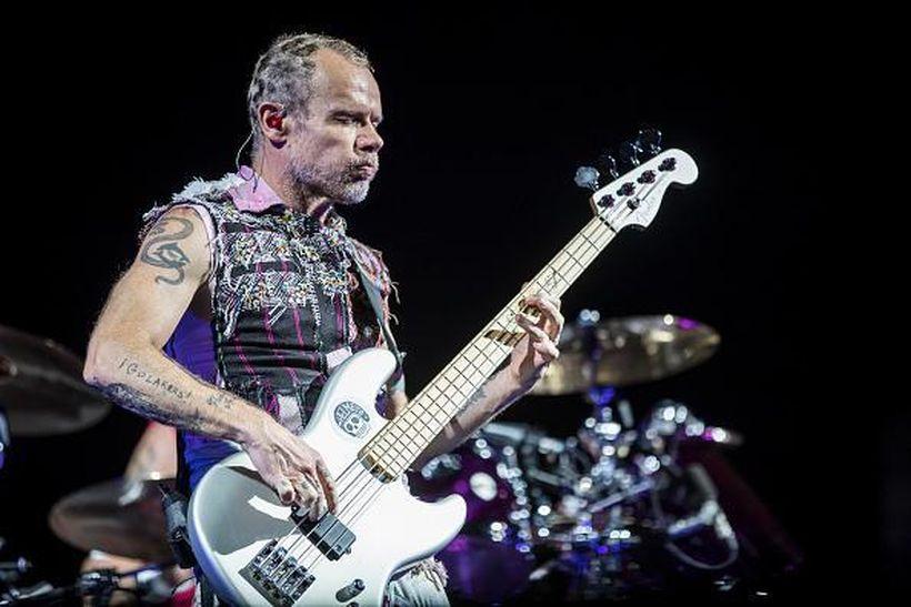 Flea, foto: Fender