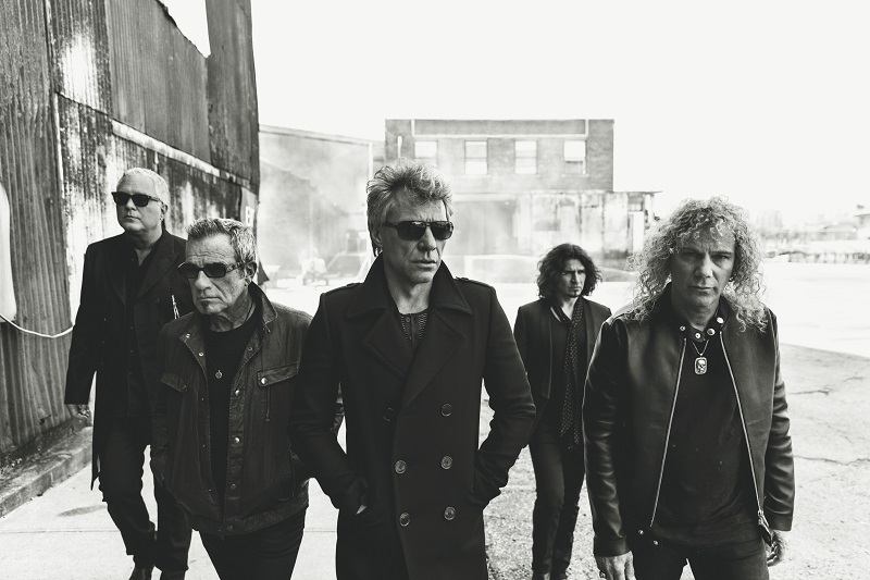 Bon Jovi, foto: archív kapely