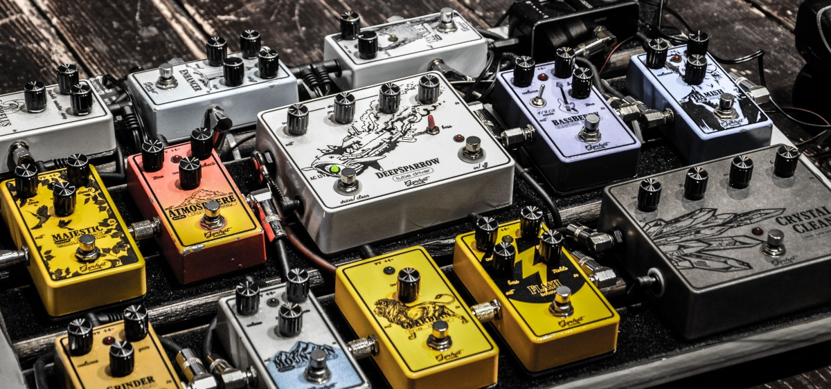 gerhat pedals