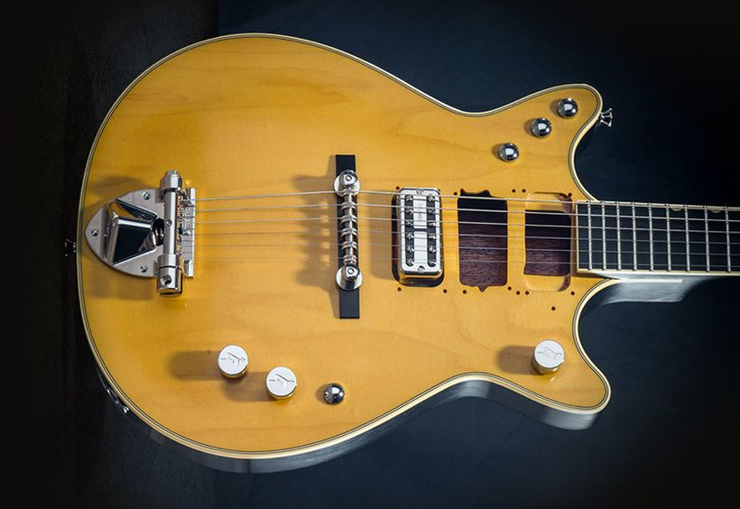 gretsch g6131t my malcolm young signature jet. Black Bedroom Furniture Sets. Home Design Ideas