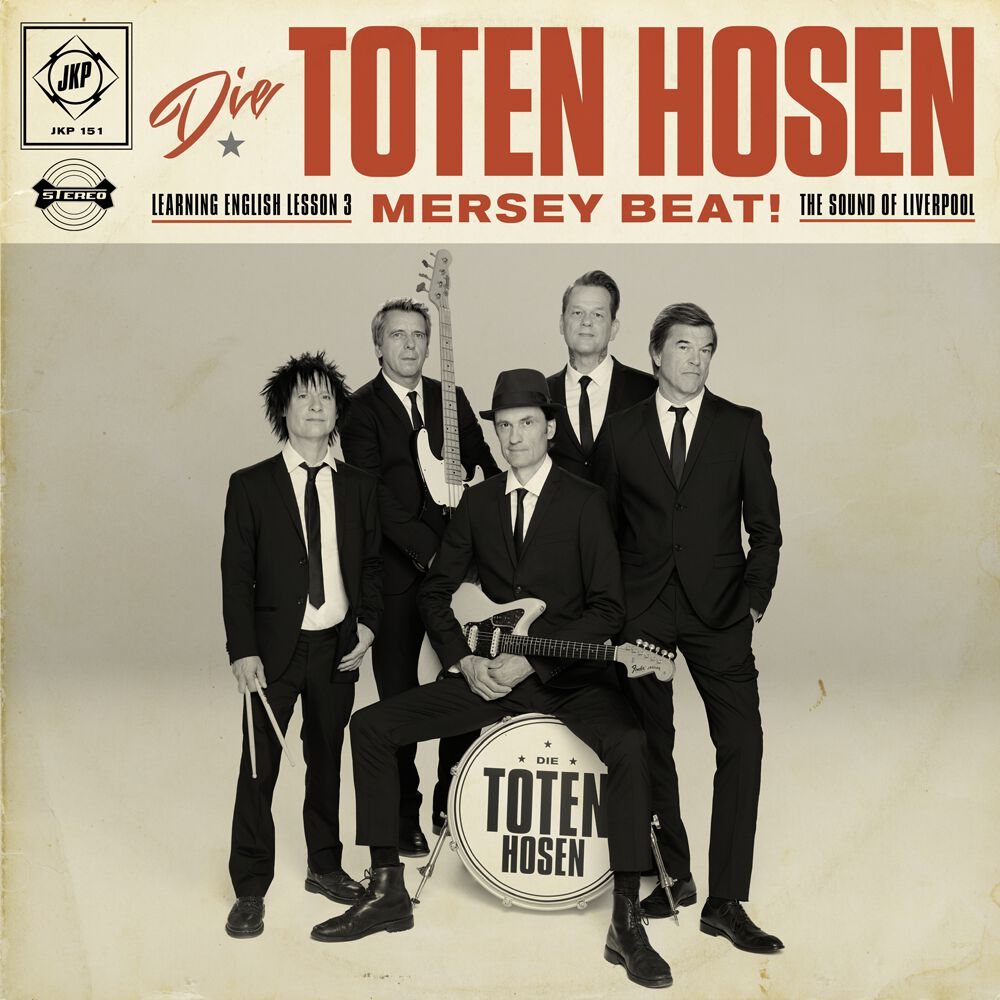 Die Toten Hosen: Learning English Lesson 3: Mersey Beat! The Sound Of Liverpool