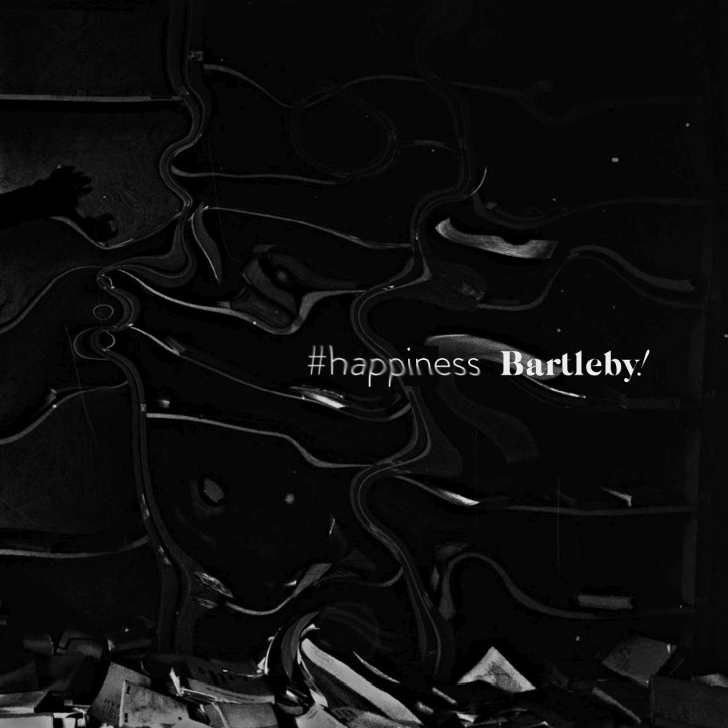 Bartleby - happiness - cover alba