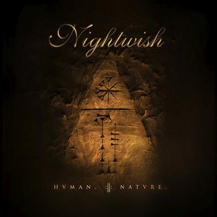 Nightwish - přebal Human :II: Nature