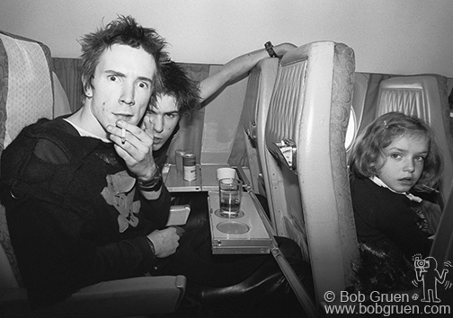 Johnny Rotten, Sid Vicious (1977)