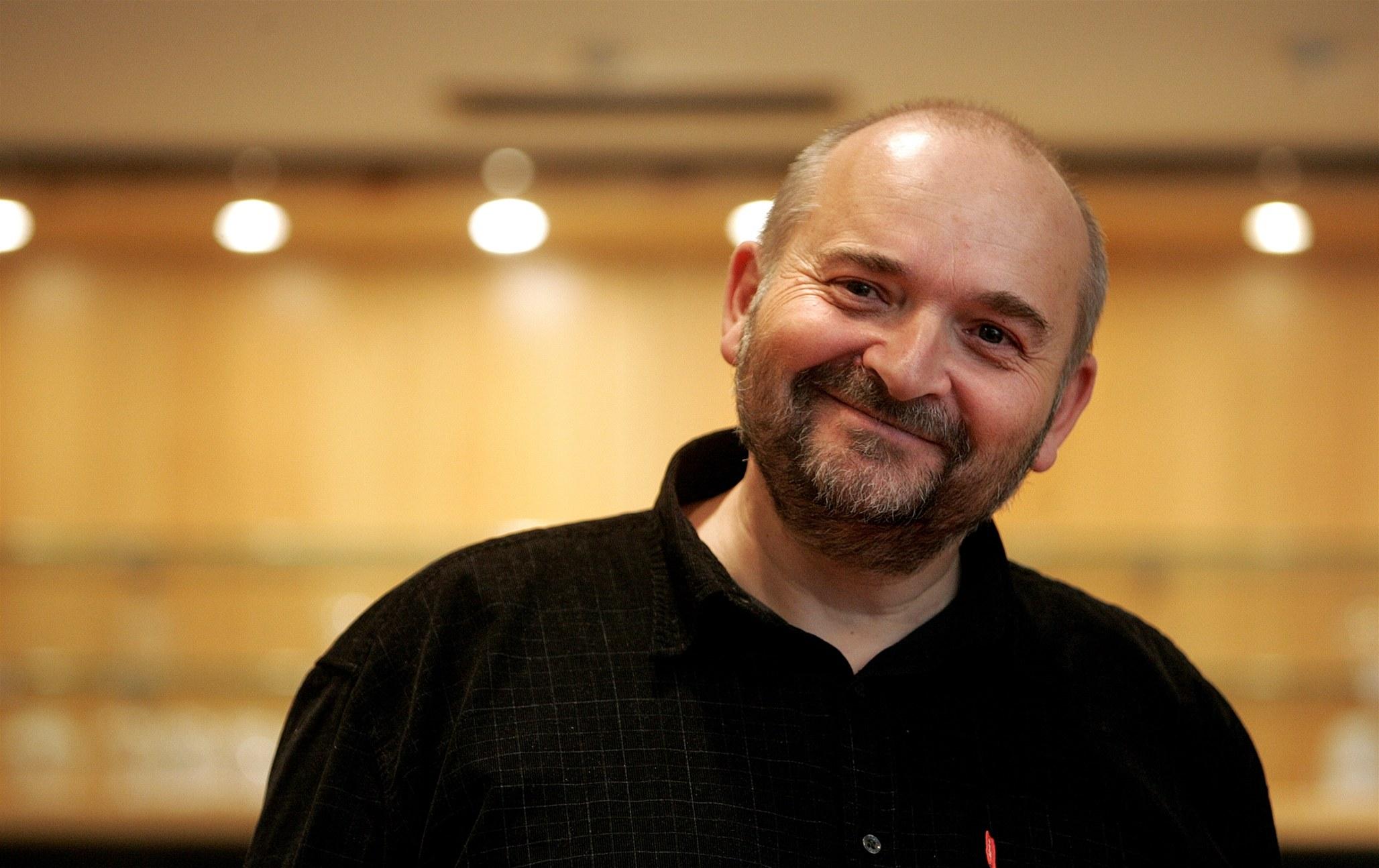 Jan Burian (foto: Galén)