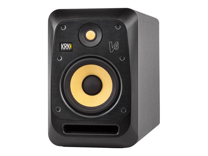 Студийные мониторы KRK V6S4 изображение