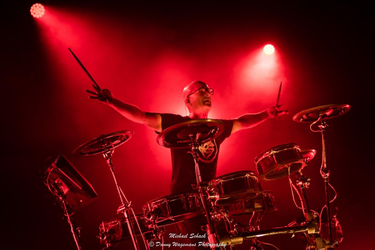 Michael Schack, foto: Danny Wagemans