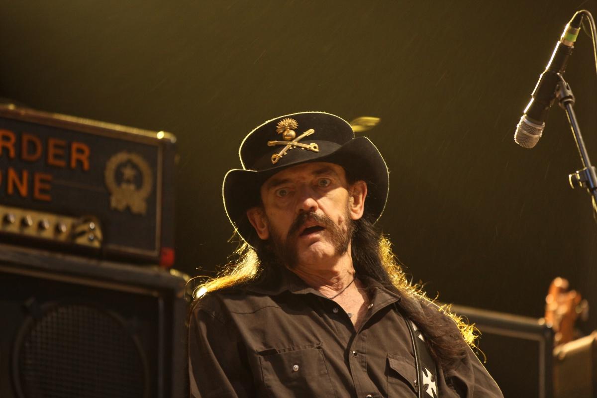 Sběratel nacistických memorábilií Lemmy, foto: S. Bollmann (Wikimedia Commons)