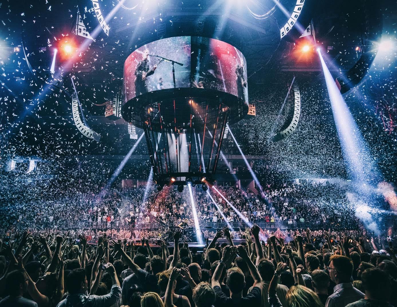 Muse, foto: Aerofilms