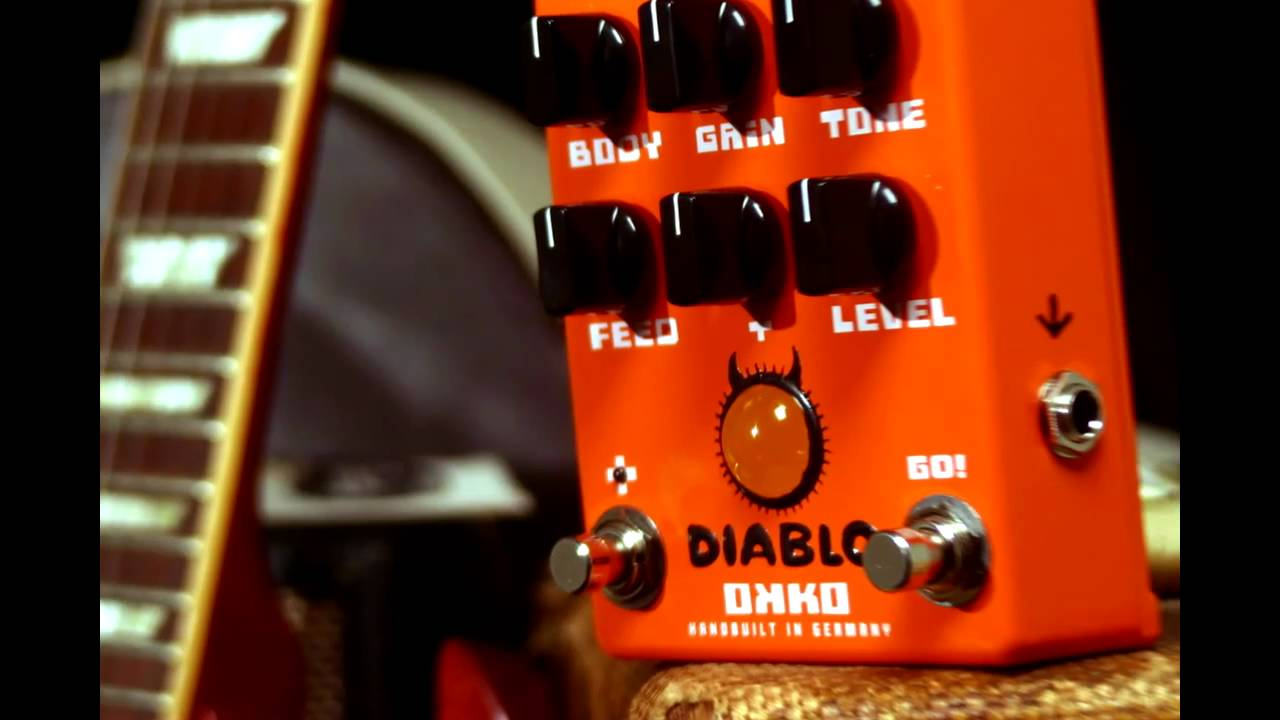 OKKO Diablo Gain+