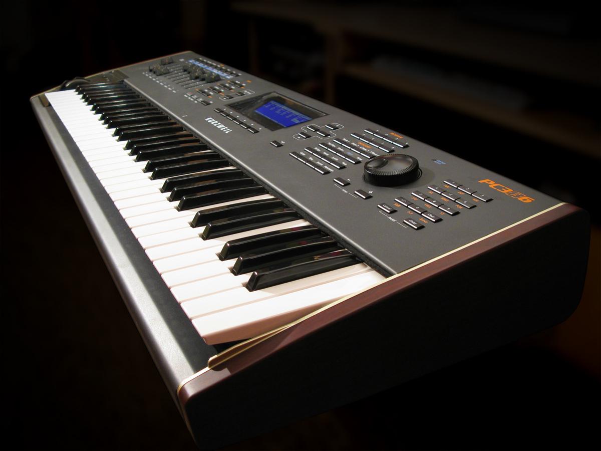 Kurzweil PC3A 6