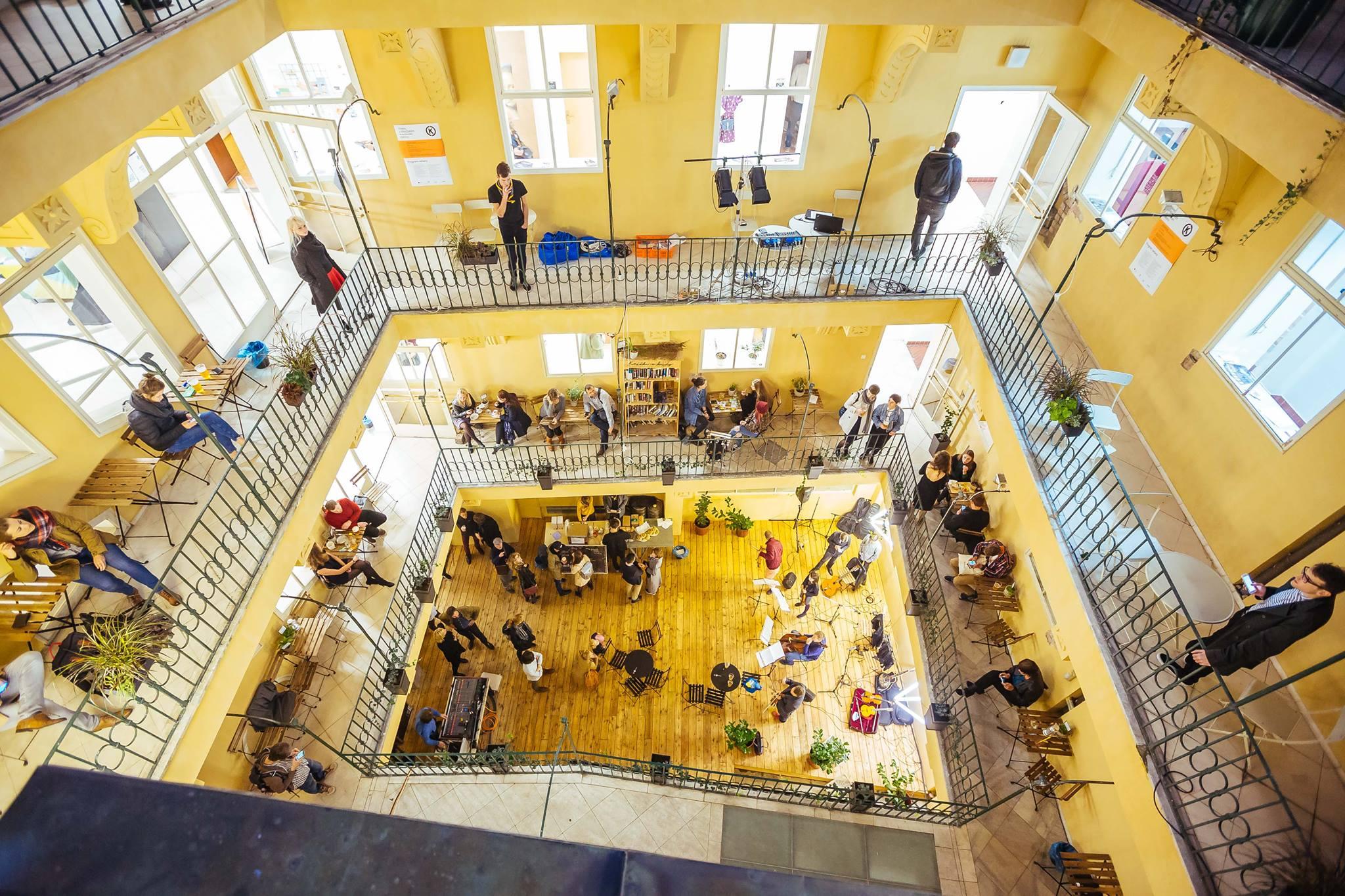 Pražské kreativní centrum, foto: Institut plánování a rozvoje Prahy - IPR