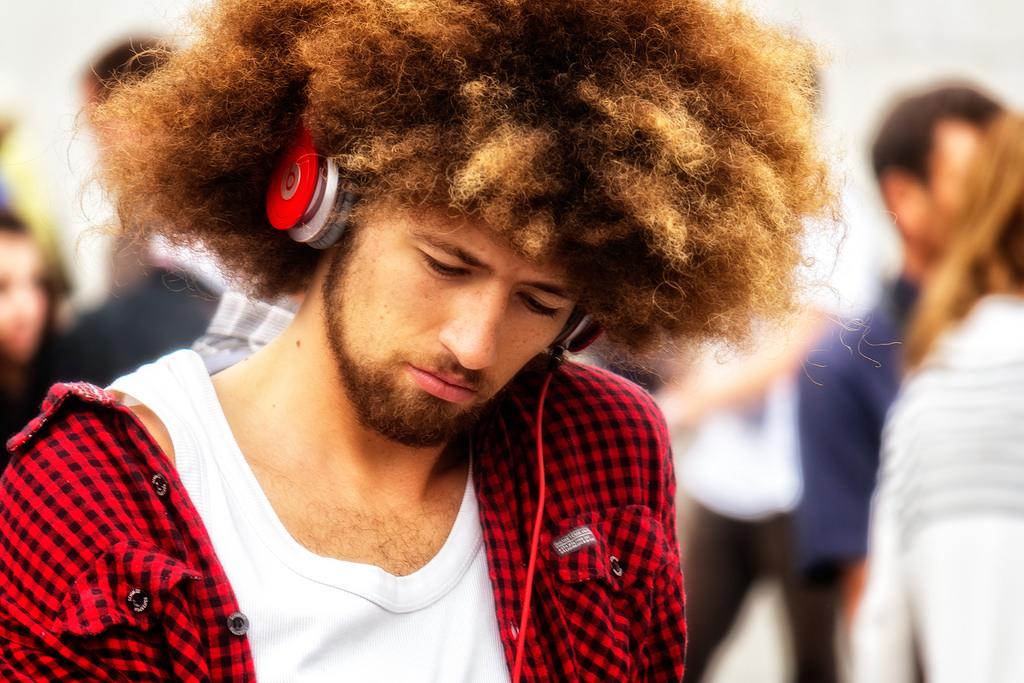 Jací jsou lidé, kterým se líbí vaše muzika? Foto: Gary Knight