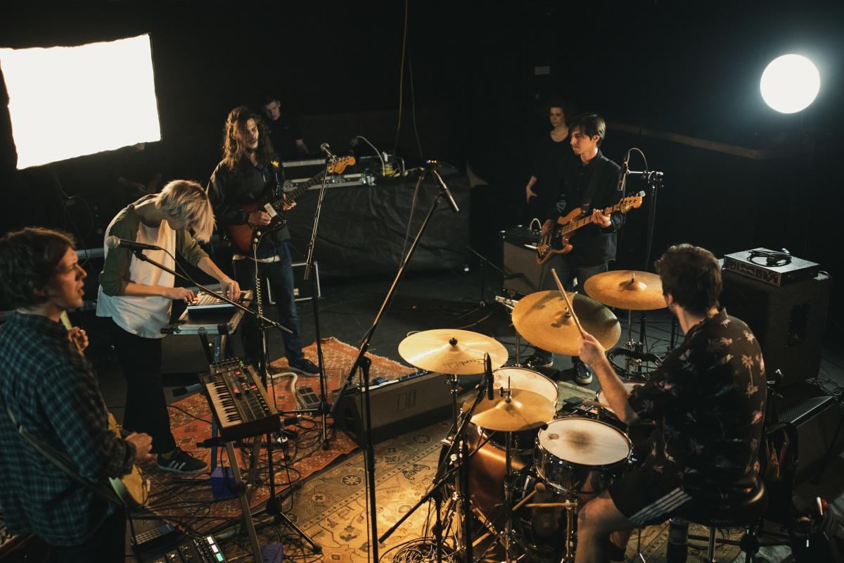 Acute Dose během Resistor Sound Sessions, foto: Jan Vrba