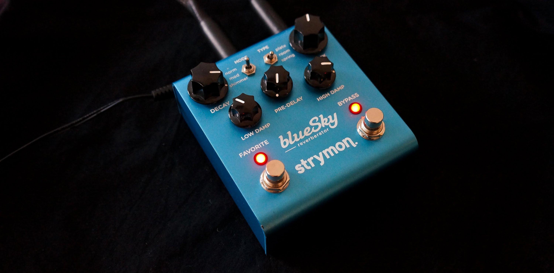 Strymon blueSky, foto: YouTube