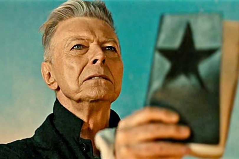 David Bowie - Blackstar, foto: Columbia