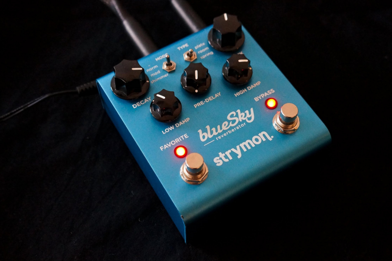 Strymon blueSky, foto: YouTube