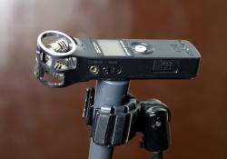 Adaptér pro mikrofonnní držák v praxi