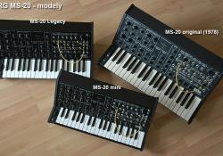 MS-20 Modely