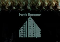 Zadní strana alba Iszek Baraque