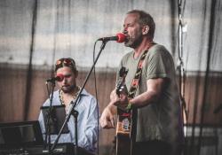 David Koller a Duo Modřanka na Festiwallu, foto: Jan Nožička