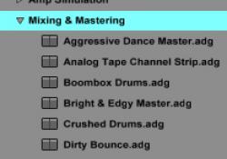 Mastering v Abletonu