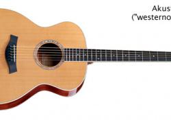 Akustická kytara