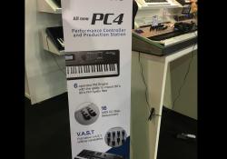 Kurzweil PC4 na musikmesse 2019