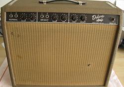 Fender Deluxe 1963