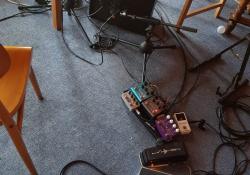 Mé nahrávací prostředí doma